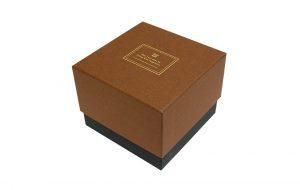 デザインボックス カク120 ハピネスゴールドマロン